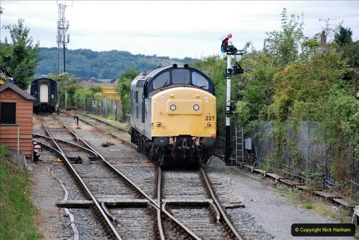 2021-08-18 & 19 Chinnor & Princes Risborough Railway, Oxfordshire. (138) 139