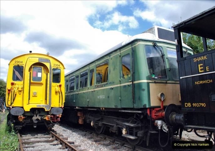 2021-08-18 & 19 Chinnor & Princes Risborough Railway, Oxfordshire. (14) 015