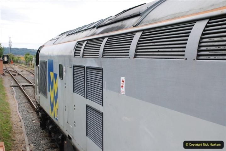 2021-08-18 & 19 Chinnor & Princes Risborough Railway, Oxfordshire. (141) 142