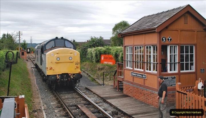 2021-08-18 & 19 Chinnor & Princes Risborough Railway, Oxfordshire. (142) 143