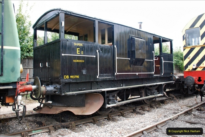 2021-08-18 & 19 Chinnor & Princes Risborough Railway, Oxfordshire. (15) 016
