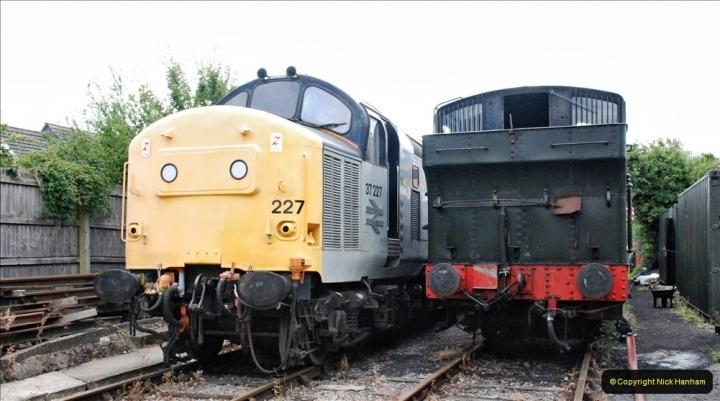 2021-08-18 & 19 Chinnor & Princes Risborough Railway, Oxfordshire. (16) 017