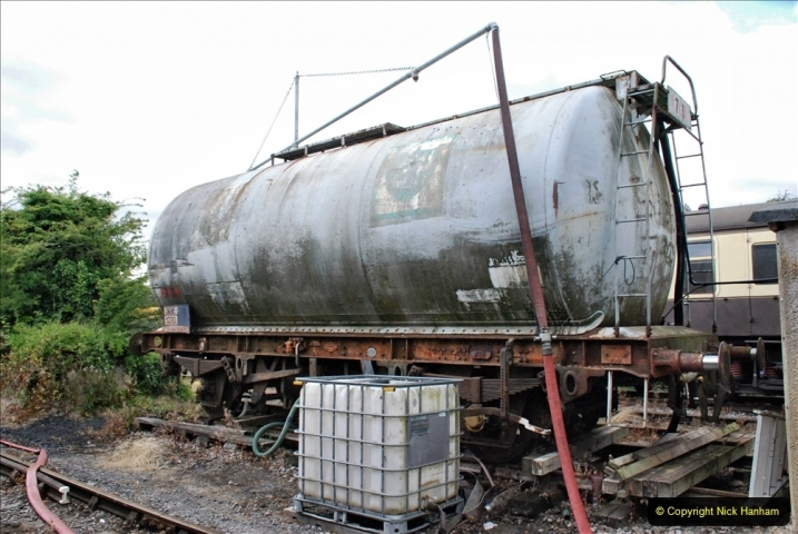 2021-08-18 & 19 Chinnor & Princes Risborough Railway, Oxfordshire. (17) 018