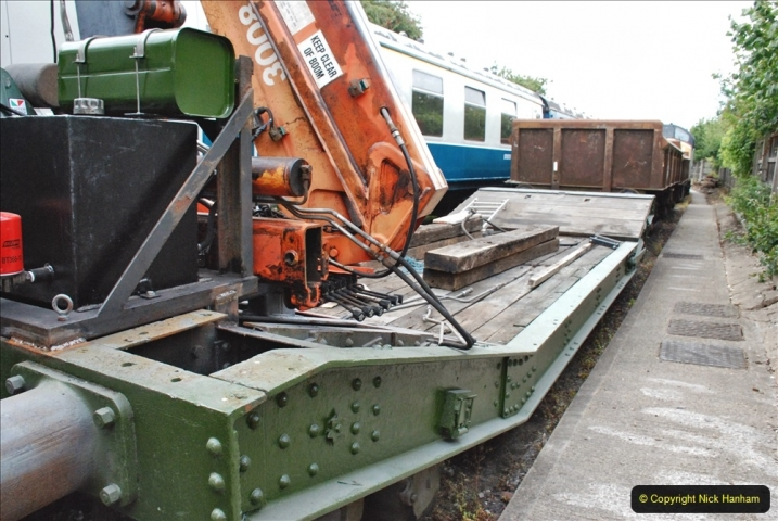 2021-08-18 & 19 Chinnor & Princes Risborough Railway, Oxfordshire. (19) 020