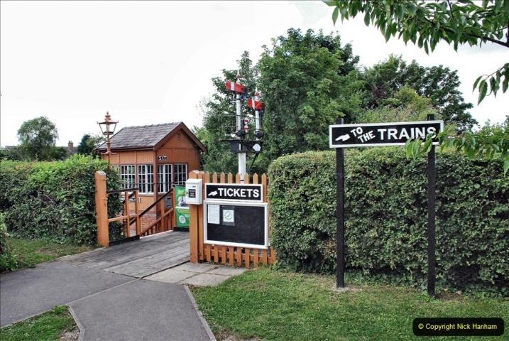 2021-08-18 & 19 Chinnor & Princes Risborough Railway, Oxfordshire. (1A)002