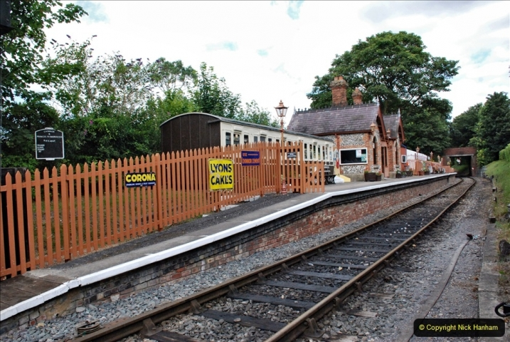 2021-08-18 & 19 Chinnor & Princes Risborough Railway, Oxfordshire. (2) 003