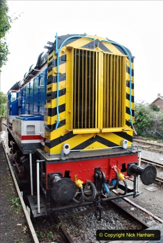 2021-08-18 & 19 Chinnor & Princes Risborough Railway, Oxfordshire. (20) 021