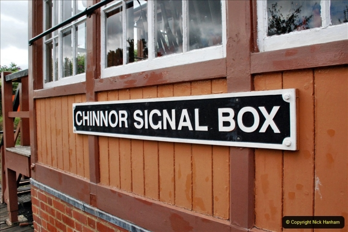 2021-08-18 & 19 Chinnor & Princes Risborough Railway, Oxfordshire. (21) 022