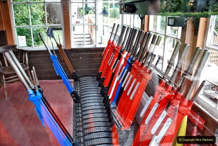 2021-08-18 & 19 Chinnor & Princes Risborough Railway, Oxfordshire. (22) 023