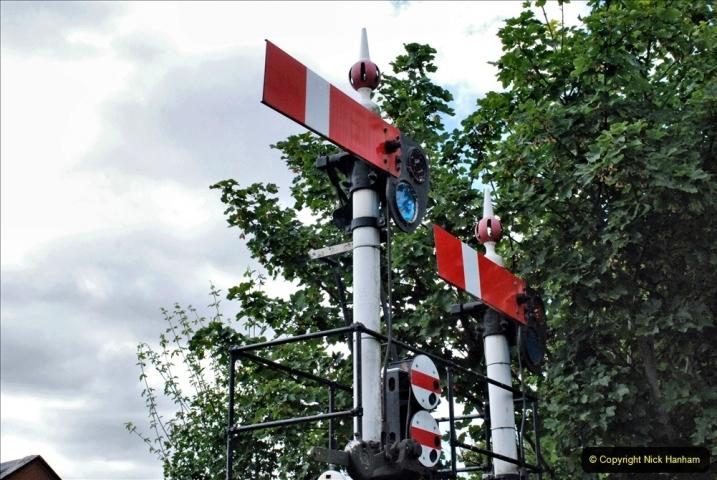 2021-08-18 & 19 Chinnor & Princes Risborough Railway, Oxfordshire. (23) 024