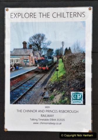 2021-08-18 & 19 Chinnor & Princes Risborough Railway, Oxfordshire. (28) 029