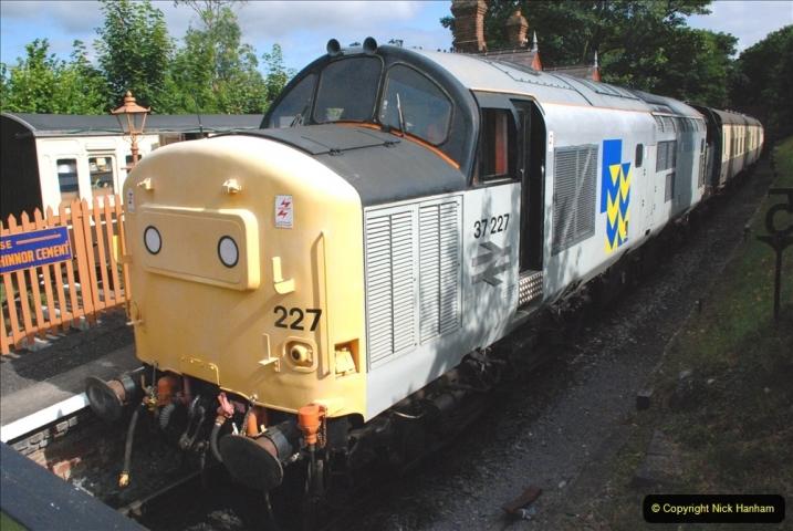 2021-08-18 & 19 Chinnor & Princes Risborough Railway, Oxfordshire. (29) 030