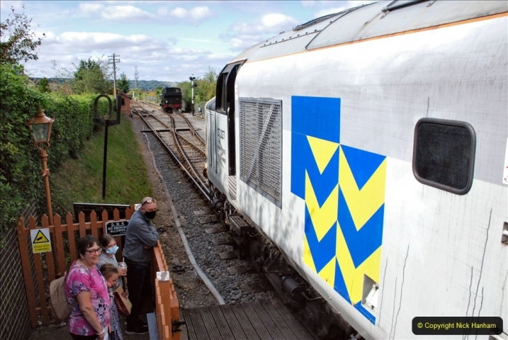 2021-08-18 & 19 Chinnor & Princes Risborough Railway, Oxfordshire. (30) 031