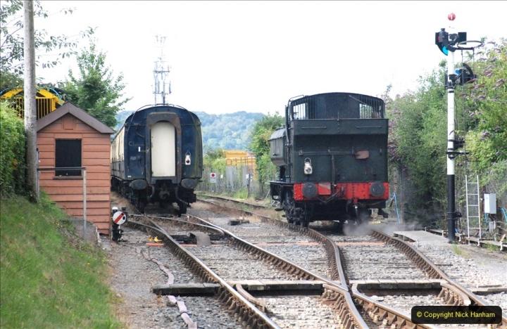 2021-08-18 & 19 Chinnor & Princes Risborough Railway, Oxfordshire. (31) 032