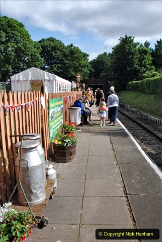2021-08-18 & 19 Chinnor & Princes Risborough Railway, Oxfordshire. (33) 034