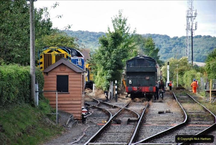 2021-08-18 & 19 Chinnor & Princes Risborough Railway, Oxfordshire. (34) 035