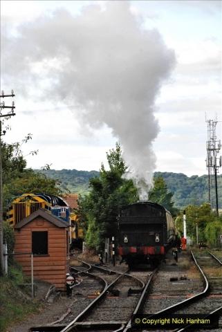 2021-08-18 & 19 Chinnor & Princes Risborough Railway, Oxfordshire. (35) 036