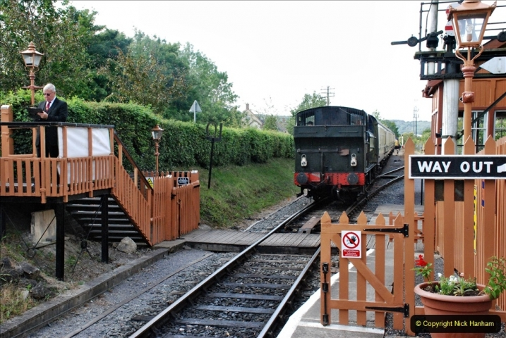 2021-08-18 & 19 Chinnor & Princes Risborough Railway, Oxfordshire. (36) 037
