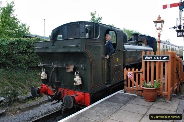 2021-08-18 & 19 Chinnor & Princes Risborough Railway, Oxfordshire. (37) 038