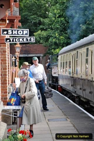 2021-08-18 & 19 Chinnor & Princes Risborough Railway, Oxfordshire. (39) 040
