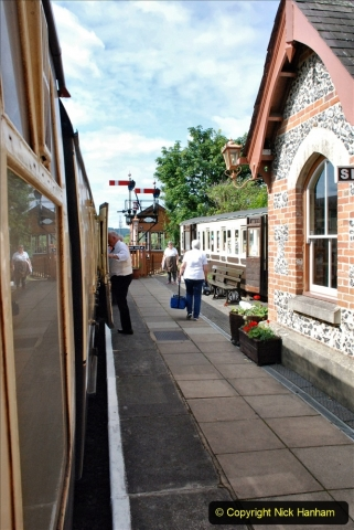 2021-08-18 & 19 Chinnor & Princes Risborough Railway, Oxfordshire. (40) 041