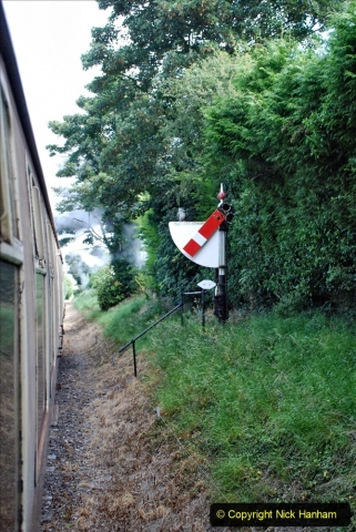 2021-08-18 & 19 Chinnor & Princes Risborough Railway, Oxfordshire. (43) 044