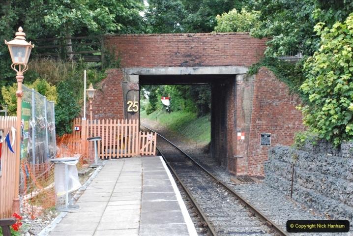 2021-08-18 & 19 Chinnor & Princes Risborough Railway, Oxfordshire. (5) 006
