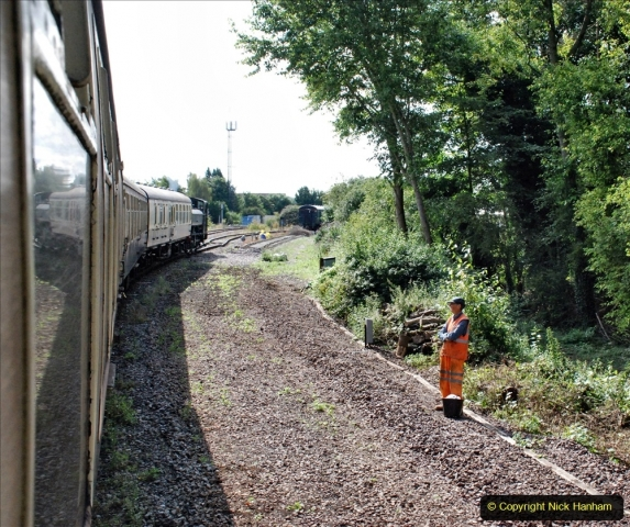 2021-08-18 & 19 Chinnor & Princes Risborough Railway, Oxfordshire. (52) 053
