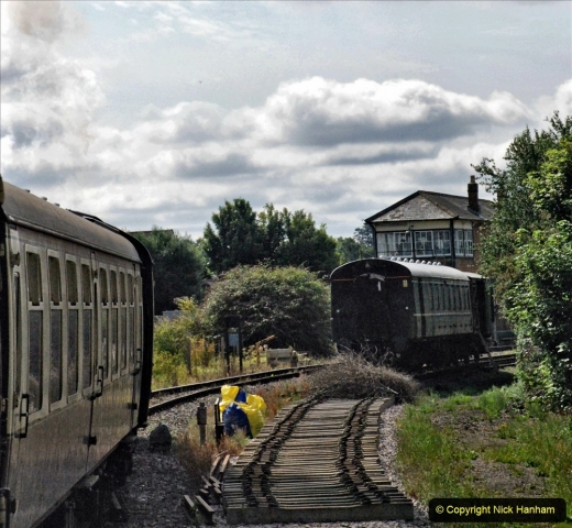 2021-08-18 & 19 Chinnor & Princes Risborough Railway, Oxfordshire. (53) 054