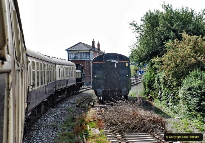 2021-08-18 & 19 Chinnor & Princes Risborough Railway, Oxfordshire. (54) 055