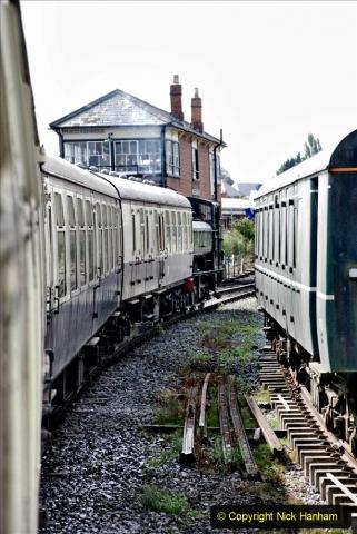 2021-08-18 & 19 Chinnor & Princes Risborough Railway, Oxfordshire. (55) 056