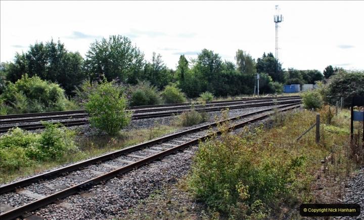 2021-08-18 & 19 Chinnor & Princes Risborough Railway, Oxfordshire. (56) 057