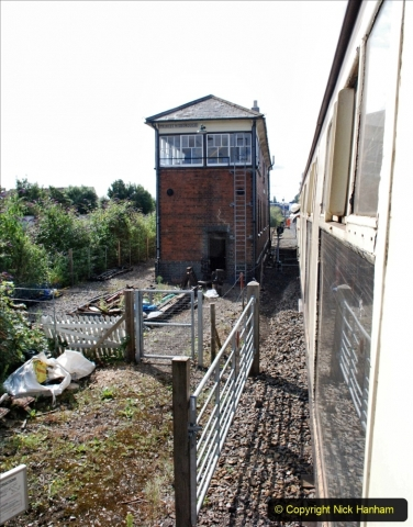 2021-08-18 & 19 Chinnor & Princes Risborough Railway, Oxfordshire. (57) 058