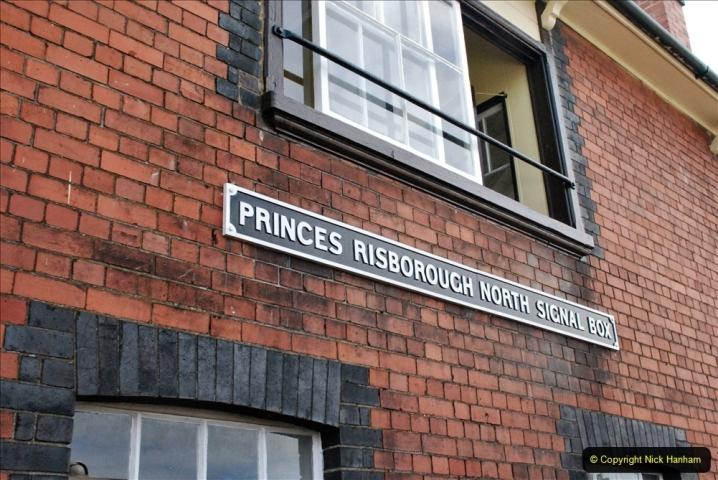2021-08-18 & 19 Chinnor & Princes Risborough Railway, Oxfordshire. (58) 059
