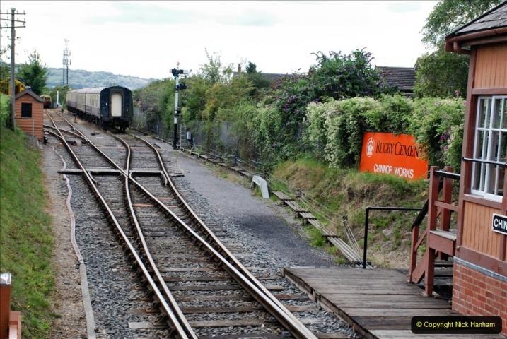 2021-08-18 & 19 Chinnor & Princes Risborough Railway, Oxfordshire. (6) 007