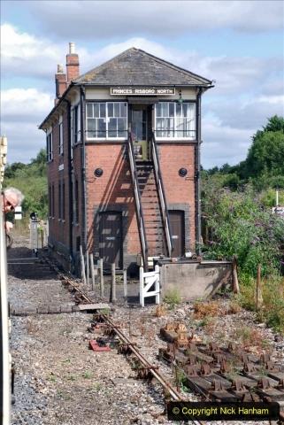 2021-08-18 & 19 Chinnor & Princes Risborough Railway, Oxfordshire. (60) 061