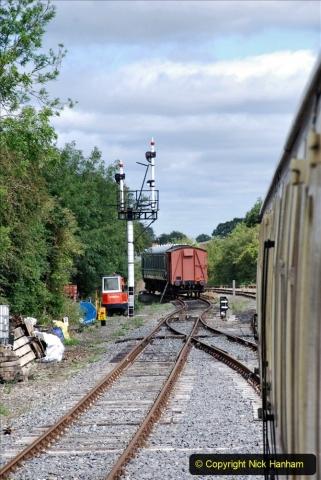 2021-08-18 & 19 Chinnor & Princes Risborough Railway, Oxfordshire. (61) 062