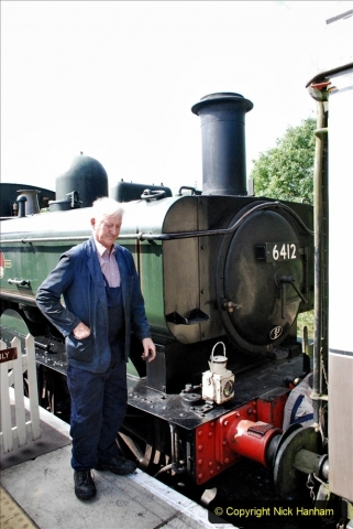 2021-08-18 & 19 Chinnor & Princes Risborough Railway, Oxfordshire. (63) 064