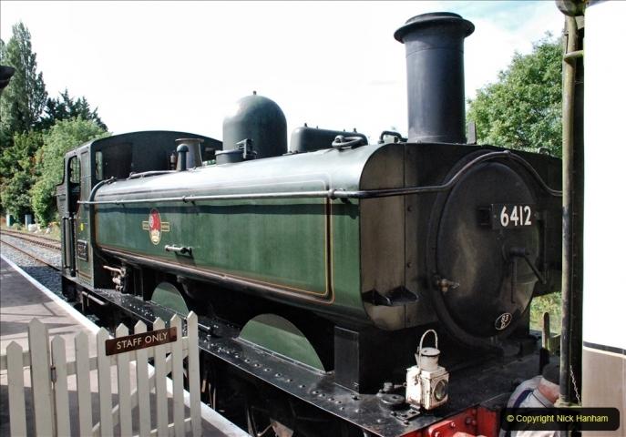 2021-08-18 & 19 Chinnor & Princes Risborough Railway, Oxfordshire. (64) 065