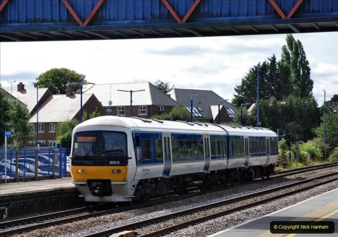2021-08-18 & 19 Chinnor & Princes Risborough Railway, Oxfordshire. (65) 066