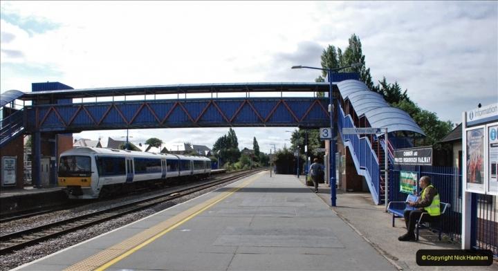 2021-08-18 & 19 Chinnor & Princes Risborough Railway, Oxfordshire. (66) 067