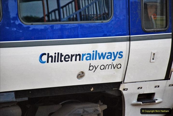 2021-08-18 & 19 Chinnor & Princes Risborough Railway, Oxfordshire. (67) 068