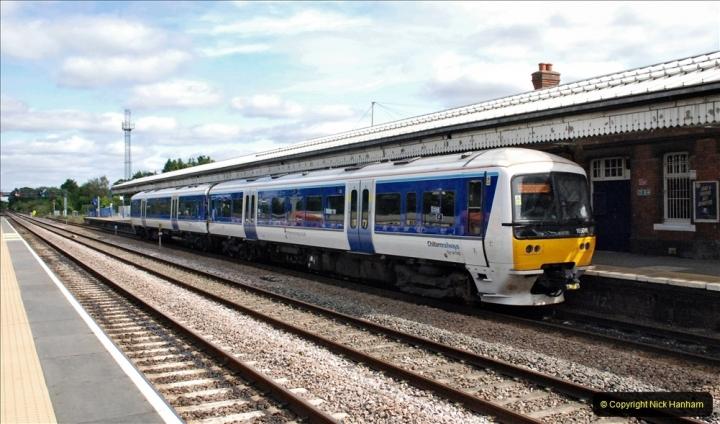 2021-08-18 & 19 Chinnor & Princes Risborough Railway, Oxfordshire. (68) 069