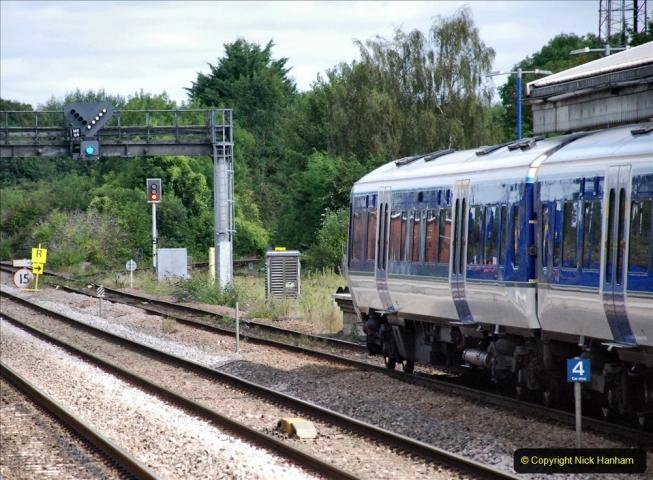 2021-08-18 & 19 Chinnor & Princes Risborough Railway, Oxfordshire. (69) 070