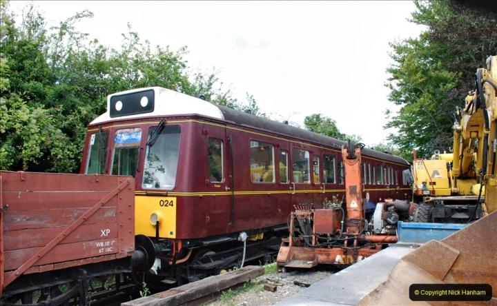 2021-08-18 & 19 Chinnor & Princes Risborough Railway, Oxfordshire. (7) 008