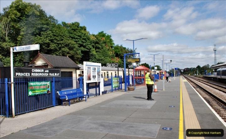 2021-08-18 & 19 Chinnor & Princes Risborough Railway, Oxfordshire. (70) 071