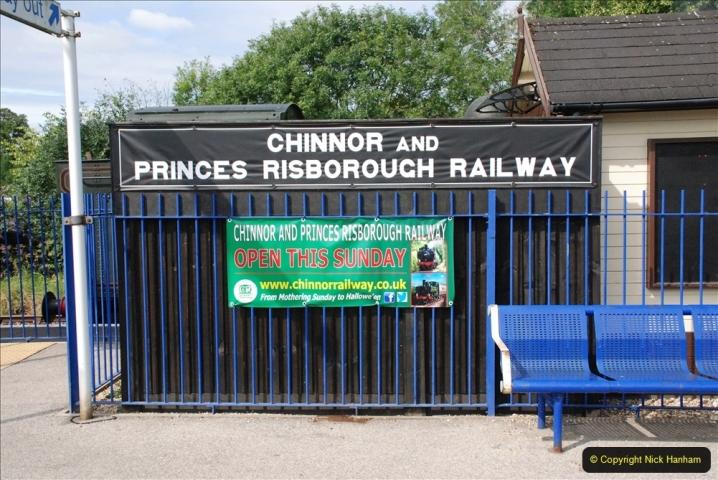 2021-08-18 & 19 Chinnor & Princes Risborough Railway, Oxfordshire. (71) 072