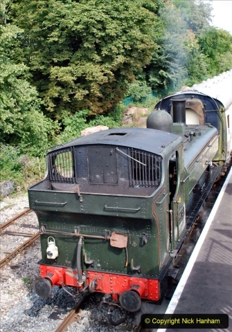 2021-08-18 & 19 Chinnor & Princes Risborough Railway, Oxfordshire. (73) 074