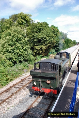 2021-08-18 & 19 Chinnor & Princes Risborough Railway, Oxfordshire. (74) 075