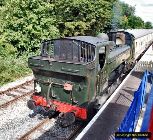 2021-08-18 & 19 Chinnor & Princes Risborough Railway, Oxfordshire. (75) 076